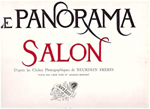 Le Panorama Salon 1898