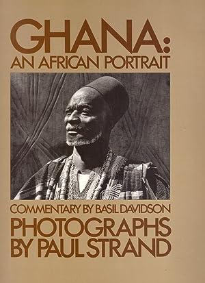 Ghana: an african portrait: STRAND Paul