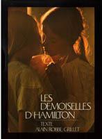Les demoiselles d'Hamilton: HAMILTON David, ROBBE-GRILLET