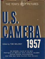 U.S. Camera 1957. The year's best pictures