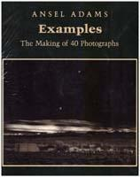 Examples. The making of 40 photographs