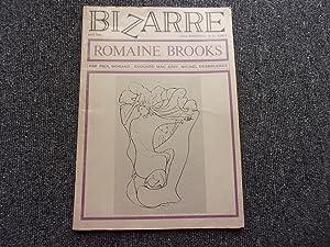 BIZARRE N 46. ROMAINE BROOKS par Paul: Bizarre