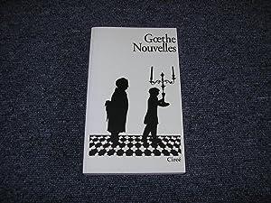NOUVELLES: GOETHE