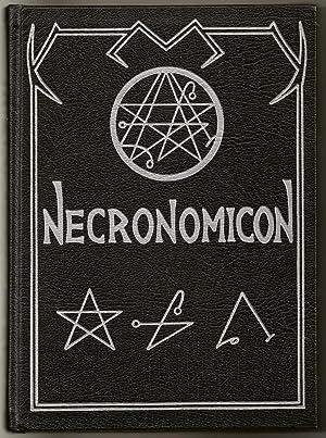 THE NECRONOMICON (Signed Limited Edition): Simon