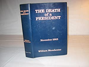 the death of a president essay Former president bill clinton told newsweek in 2002 that the death of his dog, buddy, who was hit by a car, was by far the worst thing that clinton had experienced after leaving the white house.
