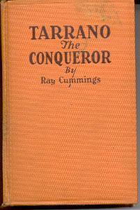 Tarrano the Conqueror Cummings, Ray