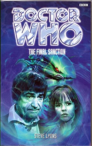 Doctor Who: The Final Sanction: Lyons, Steve