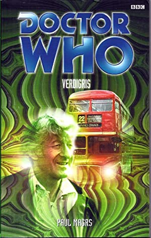 Doctor Who: Verdigris: Magrs, Paul