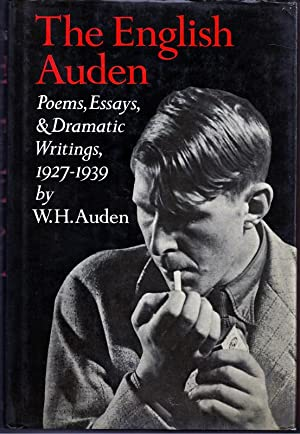 the life and writing career of w h auden The w h auden society newsletter no 10-11 the evening ended early-life was far from bohemian writing as a career: an early w h auden lecture in the.