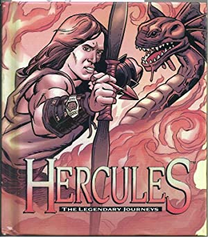Hercules : The Legendary Journeys (Hercules Ser.): Hercules] Whitman, John