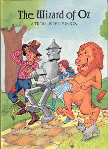 The Wizard of Oz, a Troll Pop-Up: uncredited, after L,