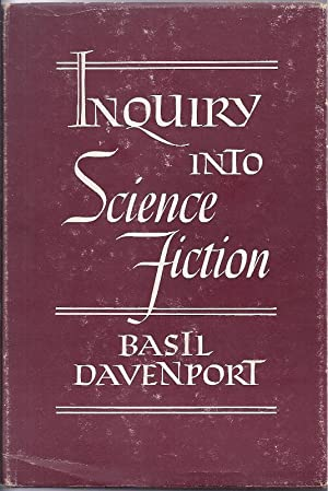 Inquiry Into Science Fiction