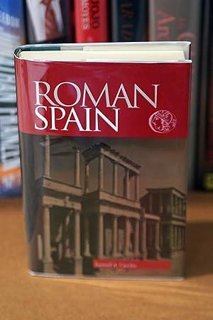 Roman Spain: Curchin, Leonard