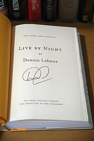 Live By Night: Lehane, Dennis