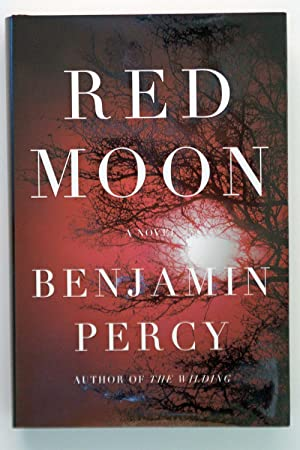 Red Moon: A Novel, SIGNED BY AUTHOR