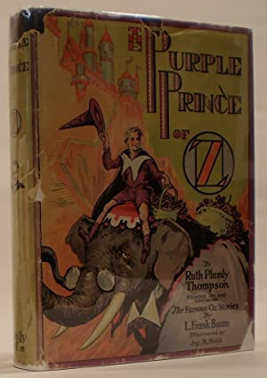 The Purple Prince of Oz: Thompson, Ruth Plumly