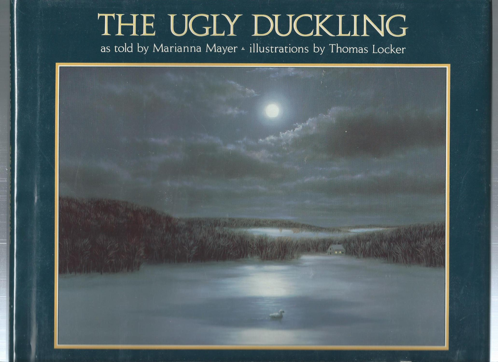 the ugly duckling by mayer marianna andersen h c illust by