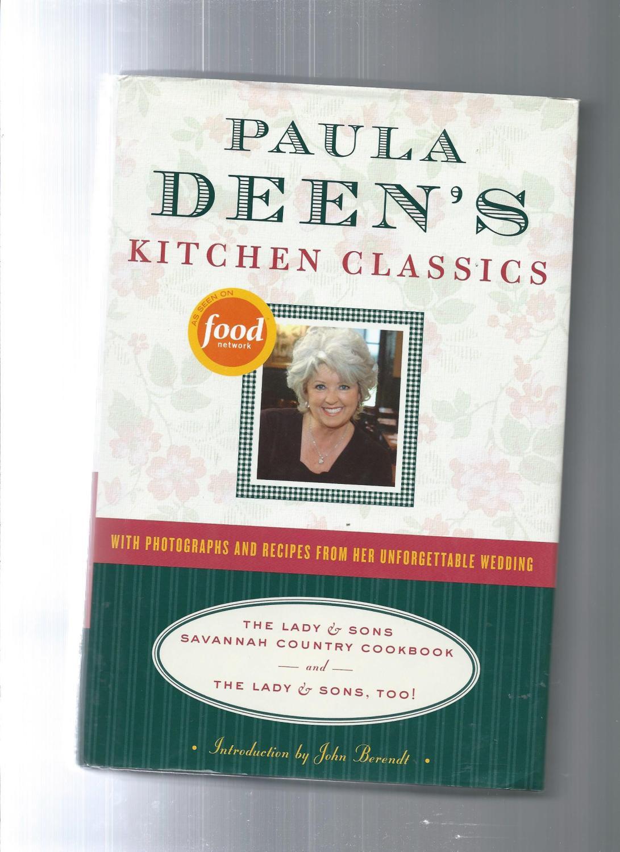 Paula Deen\'s Kitchen Classics: The Lady & Sons Savannah Country ...