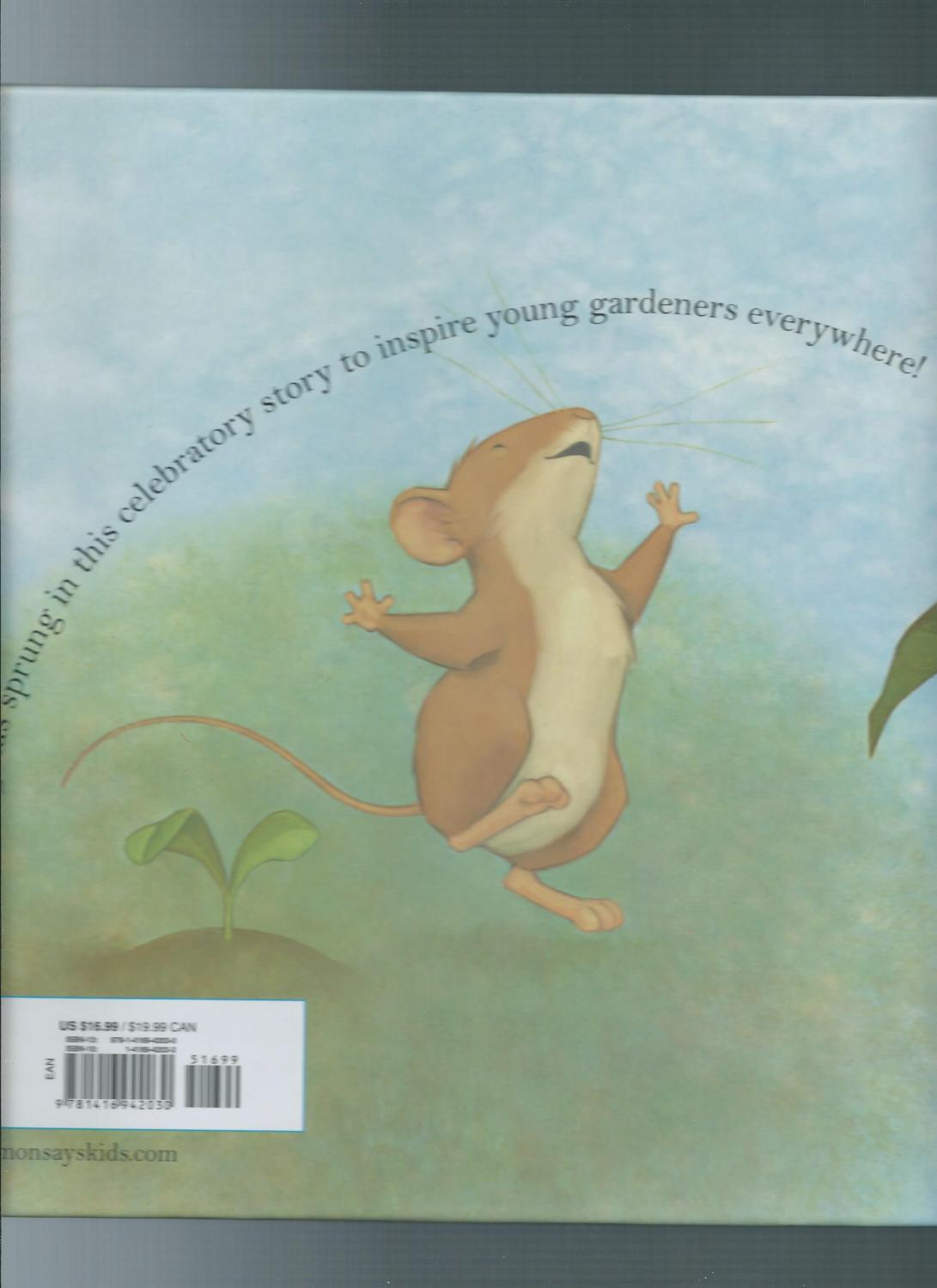 ... MORTIMER'S FIRST GARDEN: WILSON, KARMA author/ Anderson, Dan illust.by
