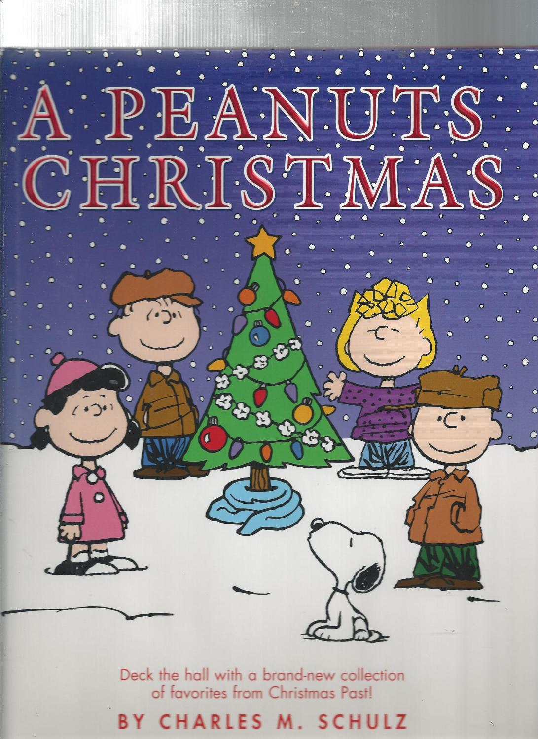 A Charlie Brown Christmas Book.A Charlie Brown Christmas With Sound And