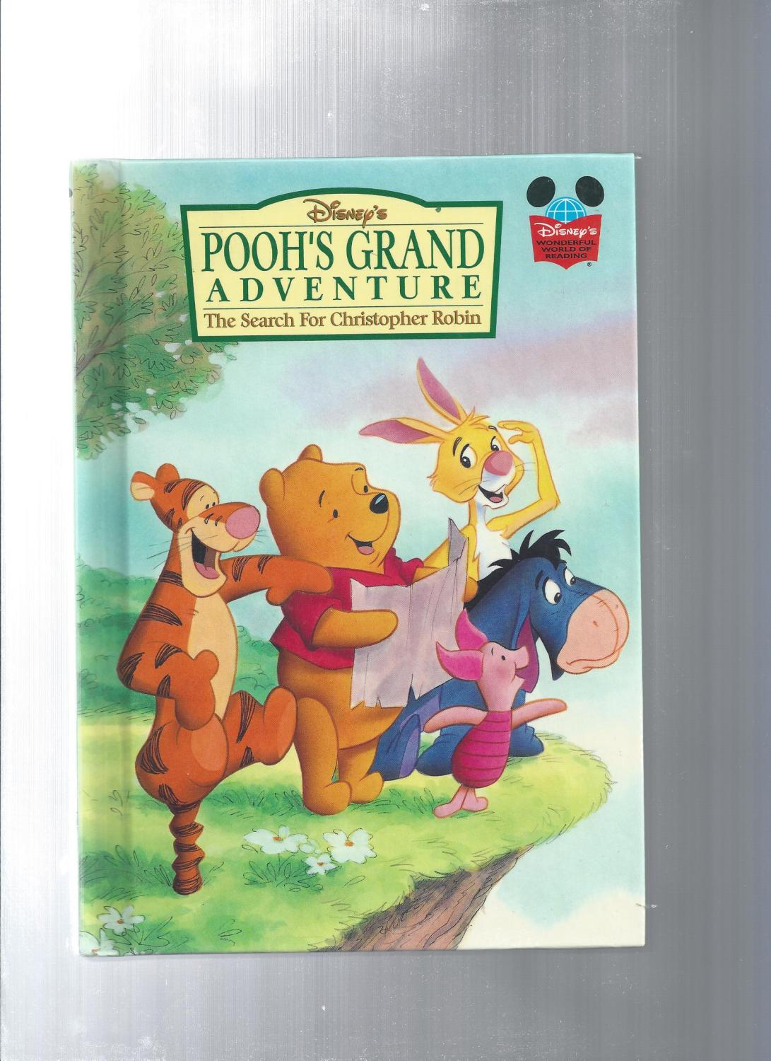Pooh's Grand Adventure the search for