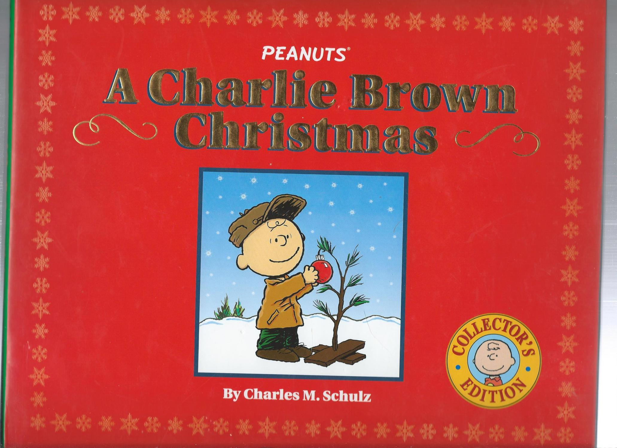 A Charlie Brown Christmas Book.A Charlie Brown Christmas Collectors Edition