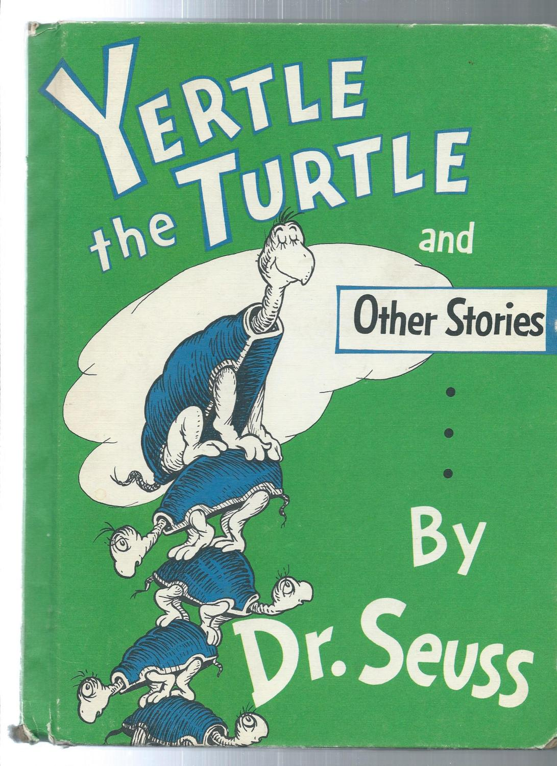 yertle the turtle thesis