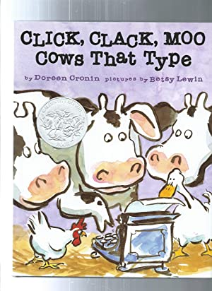 Click Clack Moo: Cows That Type