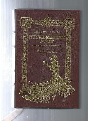 ADVENTURES OF HUCKLEBERRY FINN (Tom Sawyer's Companion): Mark Twain intro