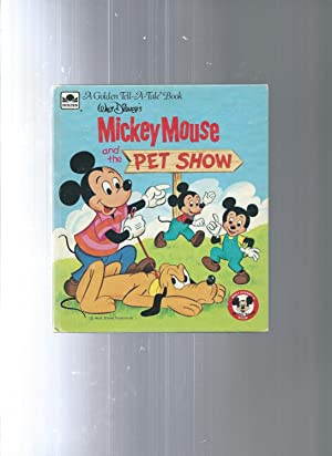 MICKEY MOUSE and the Pet Show: Walt Disney