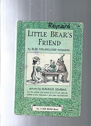 LITTLE BEAR'S FRIEND an i can read: Else Holmelund Minarik