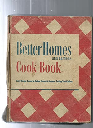 BETTER HOMES and GARDEN COOK BOOK revised: Better Homes and