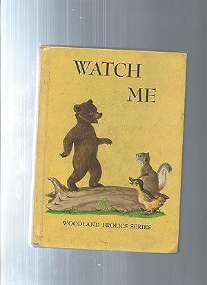 WATCH ME woodland frolics series: Adda Mai Sharp
