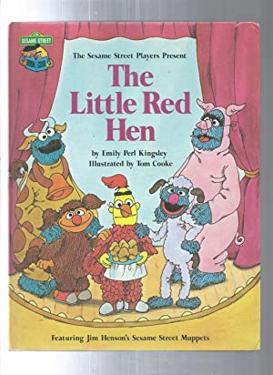 Sesame Street Players Present the Little Red Hen