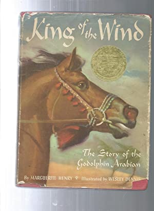 KING OF THE WIND: Marguerite Henry /