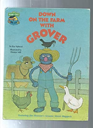Down on the Farm with Grover, Featuring Jim Henson's Sesame Street Muppets