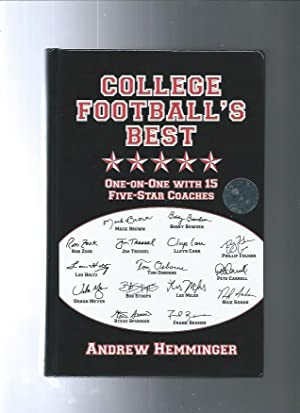 College Football's Best: One-on-One with 15 Five-Star Coaches