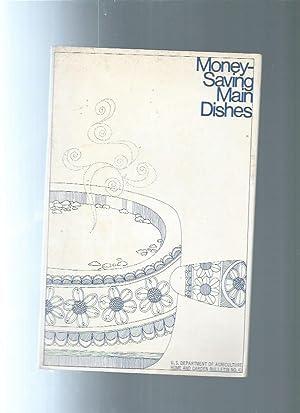 MONEY SAVING MAIN DISHES: U S Department