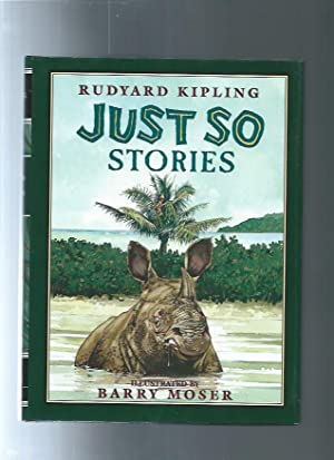 Just So Stories (Books of Wonder Classics): Kipling, Rudyard /