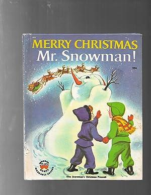 Merry Christmas Mr Snowman: Irma Wilde