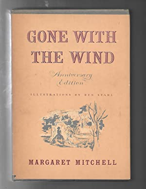 GONE WITH THE WIND 25th Anniversary Edition: Margaret Mitchell /