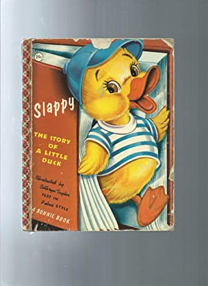 SLAPPY the story of a little duck: Elsie Church adapted