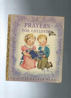 PRAYERS For Children: Rachael Taft Dixon