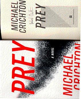 PREY : A Novel: CRICHTON, MICHAEL