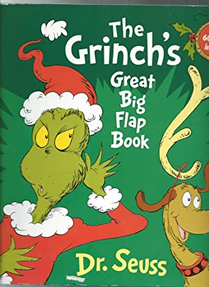 The Grinch's Great Big Flap Book (Great: Seuss, Dr. /