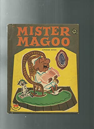 MISTER MAGOO authorized edition: Crosby Newell /