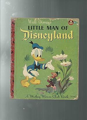 Walt Disny's LITTLE MAN OF DISNEYLAND: Annie North Bedford