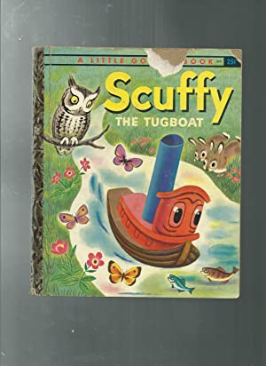 SCUFFY THE TUGBOAT and his adventures down: Gertrude Crampton /