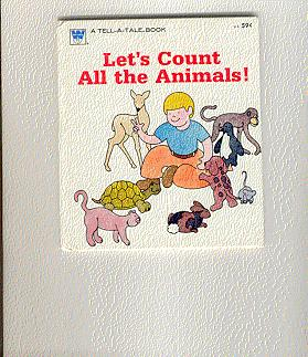 LET'S COUNT ALL THE ANIMALS!: Kulas, Jim E