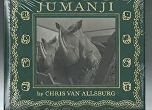 JUMANJI: Chris Van Allsburg